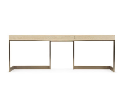 wishbone drawer desk by Skram