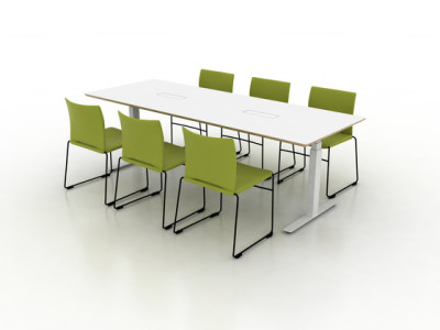 X-Ray Conference table by Ergolain