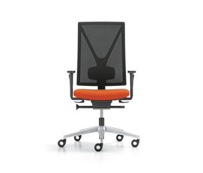 YANOS swivel chair by Girsberger