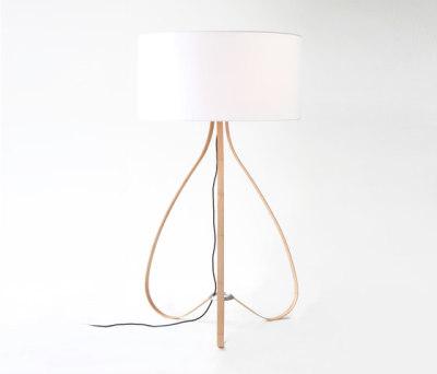 Yun floor lamp by lasfera