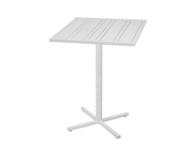 Yuyup bar table 70x70 cm (Base P) by Mamagreen