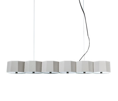 Zhe Pendant Lamp 6 by SEEDDESIGN