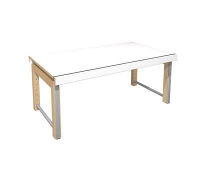 Ziggy desk DBD-850C-01-01 by De Breuyn
