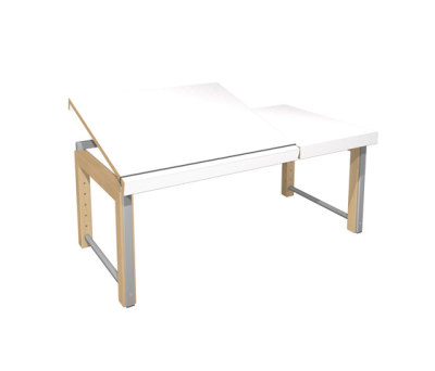 Ziggy desk DBD-860C-01-01 by De Breuyn