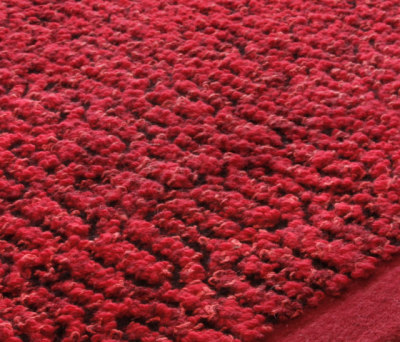 Zigzag true red by Miinu