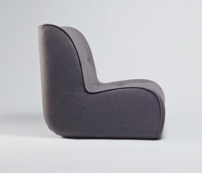 Zulu Armchair by Comforty