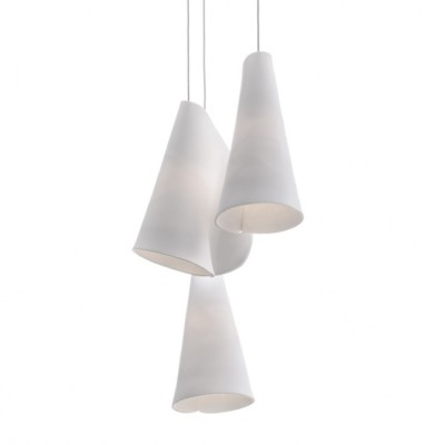 21.3 Chandelier White, Xenon