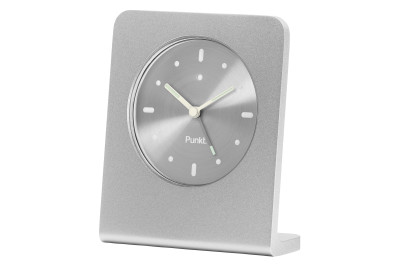 AC 01 Bedside Clock Anodized