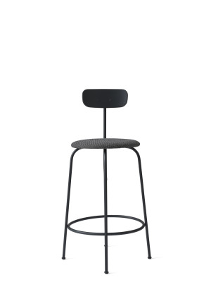 Afteroom Counter Chair Black