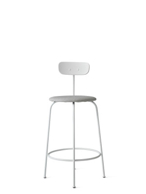 Afteroom Counter Chair White