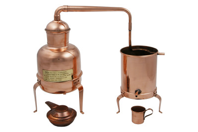 Alembic Distillation Instrument Three Litre