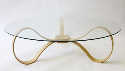 Banjash Coffee Table 3 Loops