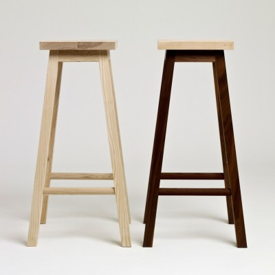 Bar Stool Two Ash