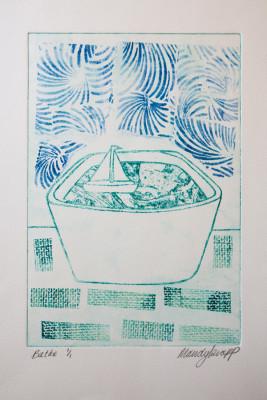 Bathe Print