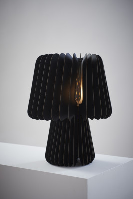 Beam Table Lamp  Black