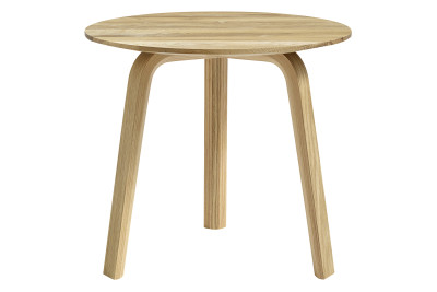 Bella Side Table S Oak, Short