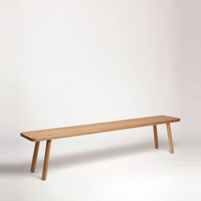 Bench One Oak, 140 cm