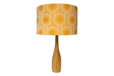 Benedict Dawn Lampshade Large Repeat Pattern, Large