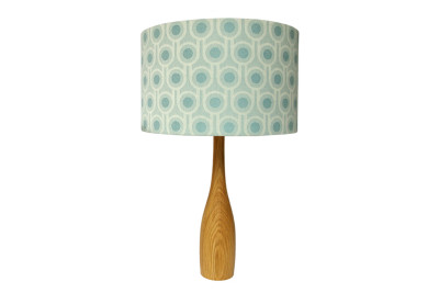 Benedict Lampshade Small Repeat Pattern, Large
