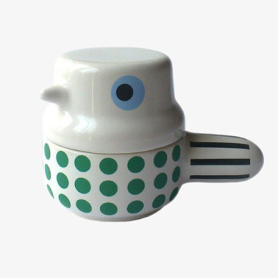 Bird Pot Green