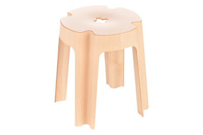 Bloom Stool Birch