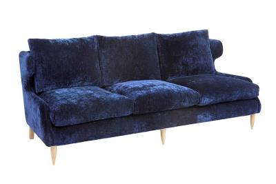Bloomsbury Sofa Navy Blue