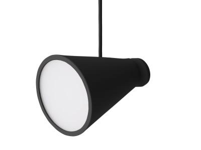Bollard Versatile Lamp Black