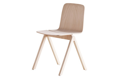 Copenhague Dining Chairs CPH Matt Lacquered Beech