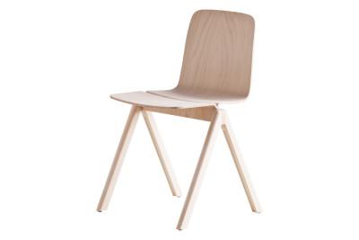 Copenhague Dining Chairs CPH Matt Lacquered Beech