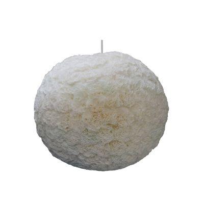 Coral Sphere Pendant Light