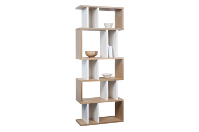Counter Balance Alcove Shelving White