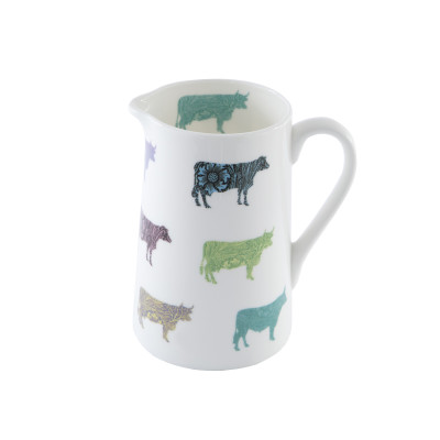 Cows Milk Jug 1 Pint