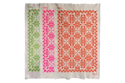 Crown & Orb Tea Towels Set of 3