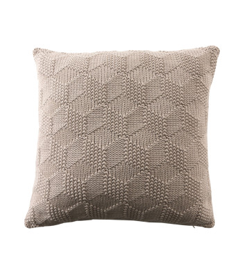 Cubes Cushion Beige