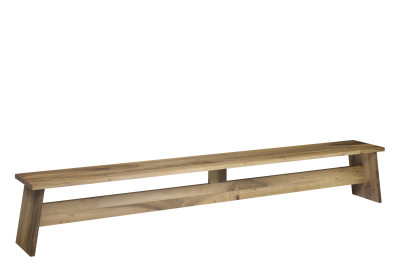 DC02 Fawley Bench Oiled Oak, 140 cm