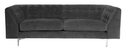 Deco Sofa Dark Grey