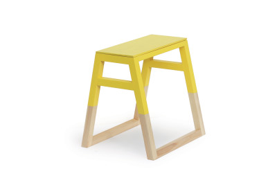 Dolly Stool Yellow