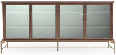 Dowry Cabinet II Natural Ash