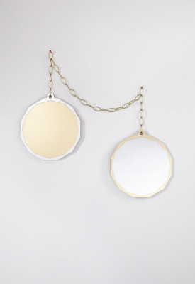 Duo Mirrors Set