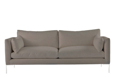 Ellis 2 Seater Sofa Grey