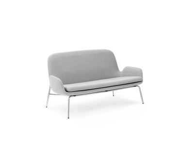 Era Sofa - Steel Legs Fame 60005, Silver