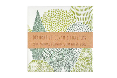 Evergreen Forest Coasters