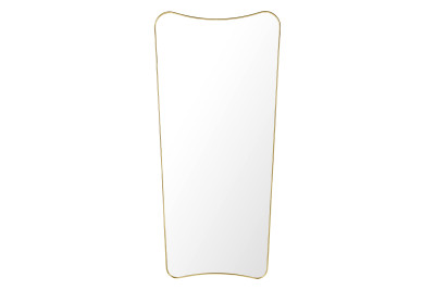 F.A. 33 Rectangular Wall Mirror Large