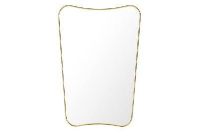 F.A. 33 Rectangular Wall Mirror Small