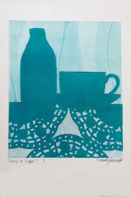 'Fancy a cuppa?' Print