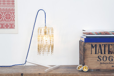 Fibula Lux Desk Lamp