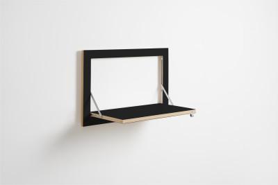 Fläpps Shelf 60x40-1 Black