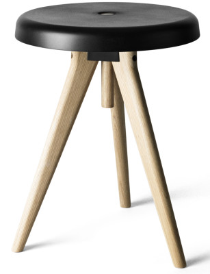 Flip Around Stool Light Ash