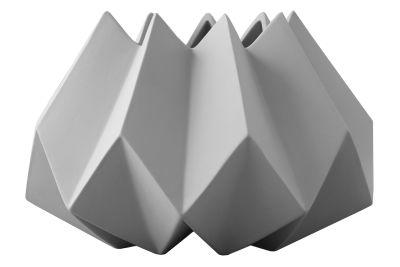 Folded Vase Ash, Low