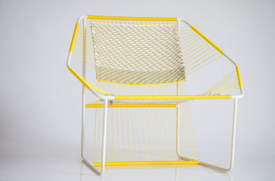 Fuchila Armchair Yellow
